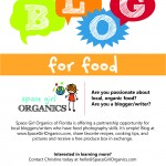 Bloggitty, Blog Blog. Want to blog for food?